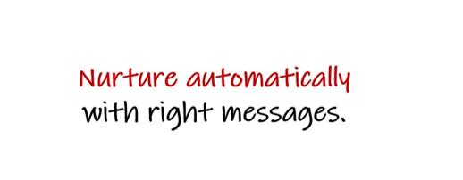 Kerro miten voit auttaa automaatioilla ja oikealla viestillä