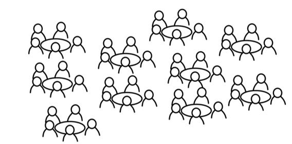 Vähennä ja lyhennä kokouksia